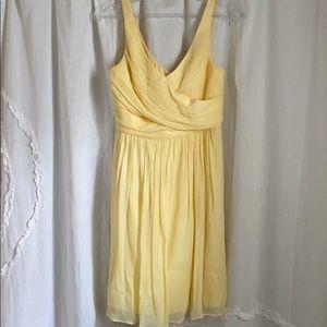 J. Crew Silk Chiffon Heidi Dress